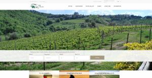 Agri-tourism hotel in Chianti wine area