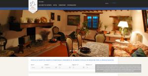 Tuscany boutique farm house